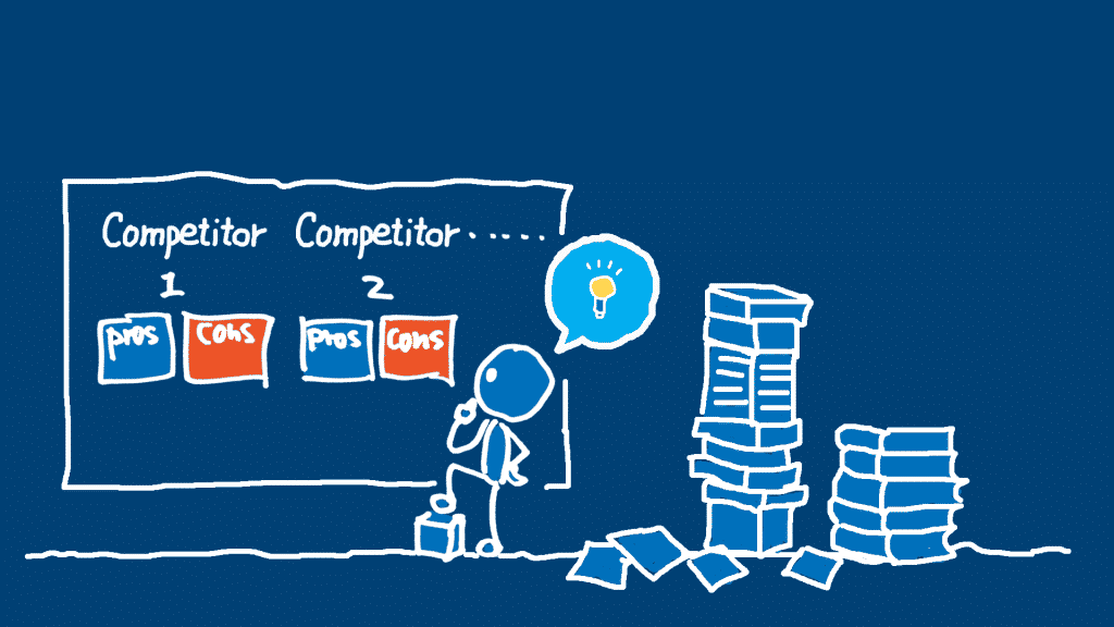 Competitor analysis for Page Experience
