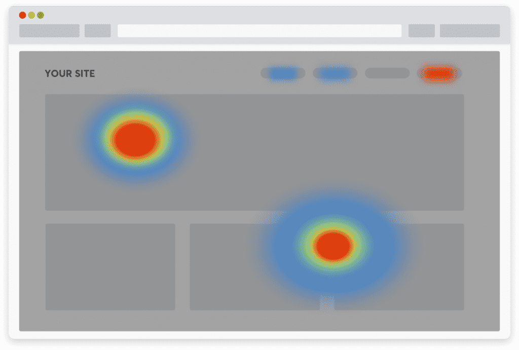 Heatmap and Page Experience