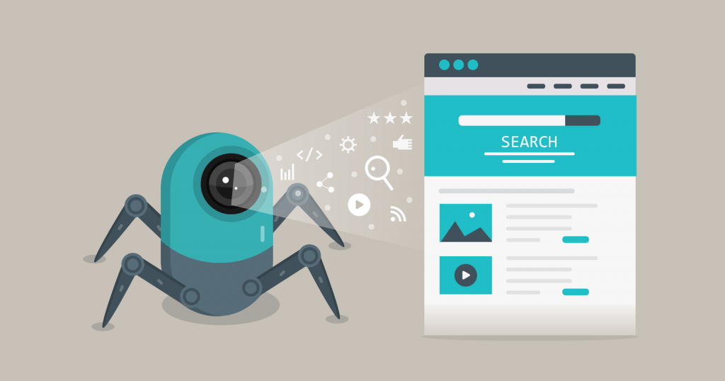 The Effect of Site Structure on Search Engine Bots