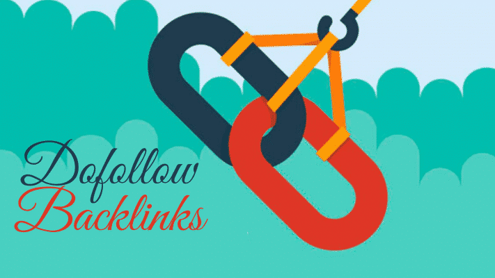 Backlinks Must Be Shared With The '' DoFollow '' Tag