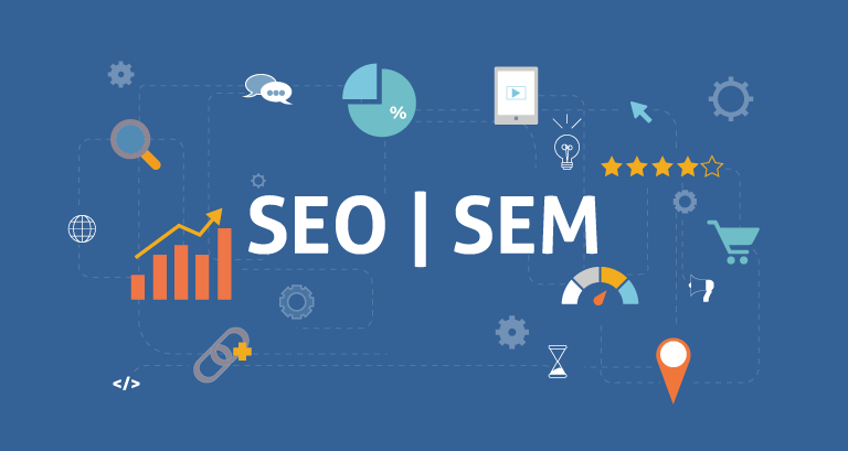 SEO and SEM differences and similarities