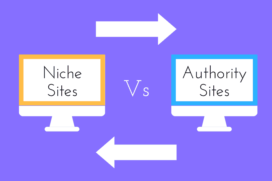 Specialized Web Sites and SEO Visibility