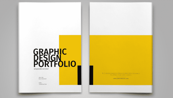 What are the colors telling to graphic designers? - Yellow